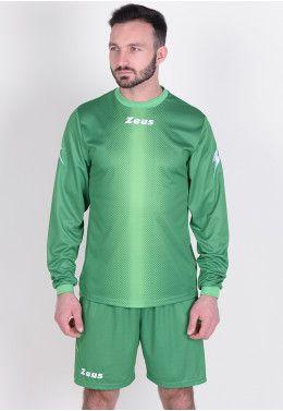 Футбольная форма (шорты, футболка длинный рукав) Zeus KIT ERCOLE VE/VE..