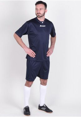 Футбольная форма (шорты, футболка) Zeus KIT AQUARIUS RE/BI Z00189 Футбольная форма (шорты, футболка) Zeus KIT PROMO BLU Z00498
