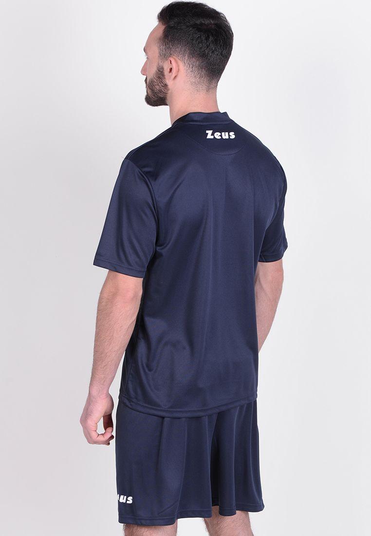 Футбольная форма (шорты, футболка) Zeus KIT PROMO BLU Z00498