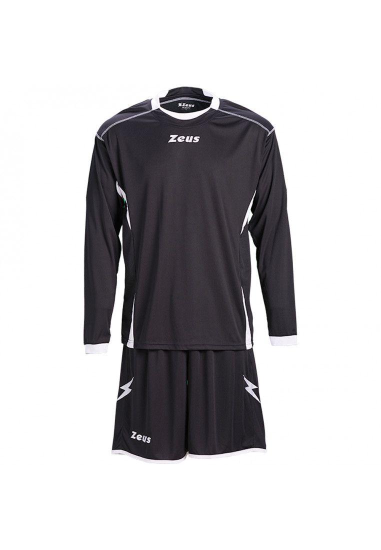 Футбольная форма (шорты, футболка длинный рукав) Zeus KIT SPARTA NE/BI Z00500