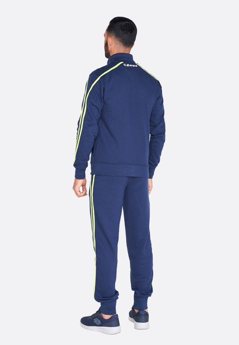 Спортивный костюм Zeus TUTA COLLEGE BL/GF Z00502