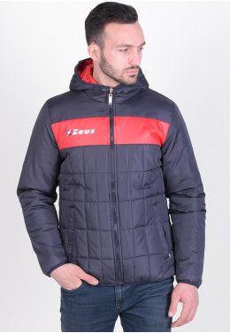 Спортивные куртки Куртка Zeus GIUBBOTTO APOLLO BL/RE Z00505