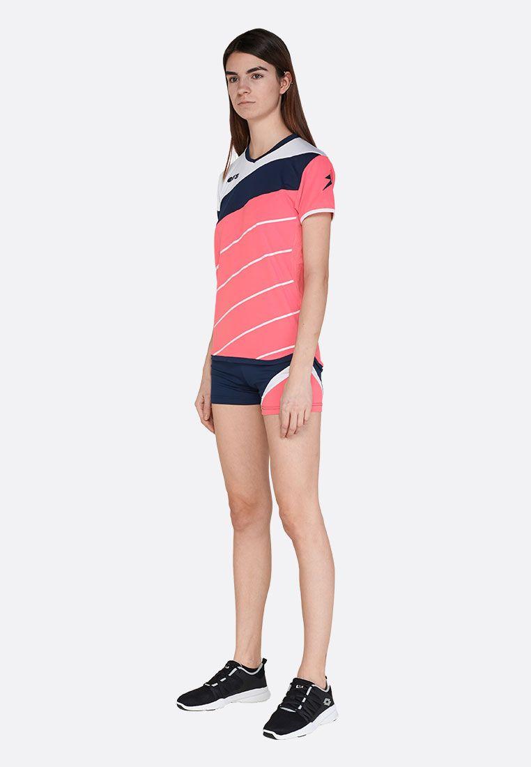 Волейбольная форма (шорты, футболка) Zeus KIT LYBRA DONNA FX/BL Z00509