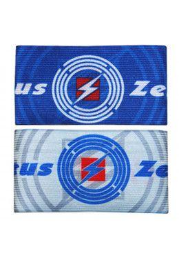Барьер тренировочный Zeus OSTACOLO OVER CM 20 Z00328 Повязка капитанская Zeus FASCIA CAPITANO DOUBLE RO/BI Z00518