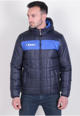 Ветровка Zeus K-WAY RAIN ROYAL Z00318 Куртка Zeus GIUBBOTTO APOLLO BL/RO Z00522