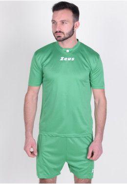 Футбольная форма (шорты, футболка) Zeus KIT LYBRA UOMO AR/BL Z00231 Футбольная форма (шорты, футболка) Zeus KIT PROMO VERDE Z00529