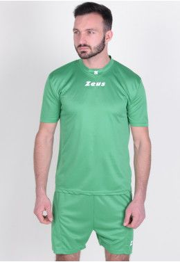 Футбольная форма (шорты, футболка) Zeus KIT OMEGA SK/GN Z00246 Футбольная форма (шорты, футболка) Zeus KIT PROMO VERDE Z00529