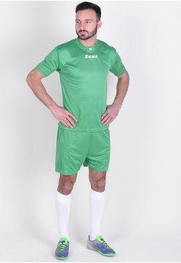 Футбольная форма (шорты, футболка) Zeus KIT FAUNO M/C BL/RO Z00216 Футбольная форма (шорты, футболка) Zeus KIT PROMO VERDE Z00529