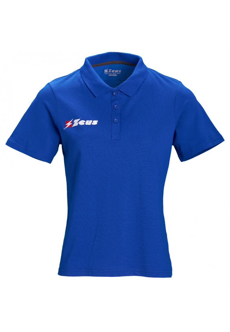Тенниска Zeus POLO PROMO WOMAN ROYAL Z00535
