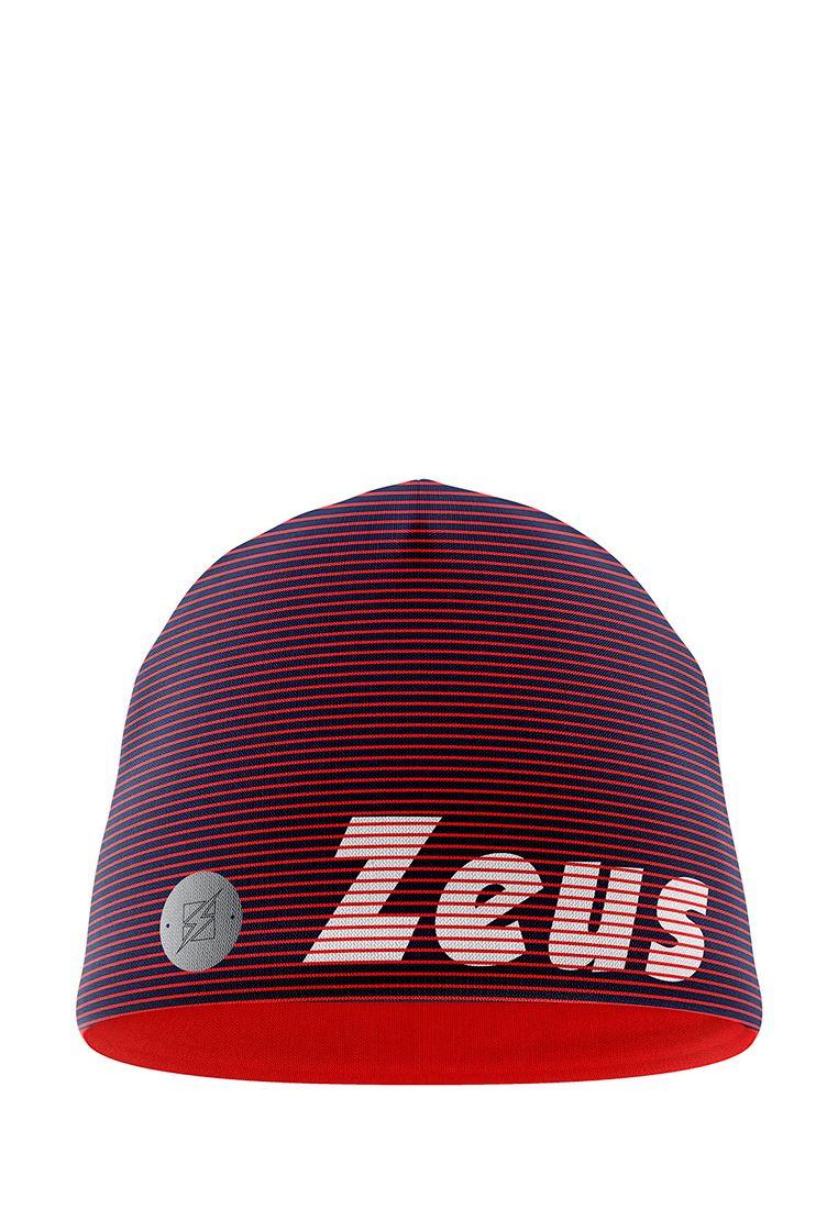 Шапка Zeus ZUCCOTTO RIGA BL/RE Z00543