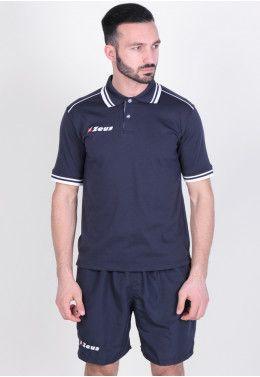 Распродажа футболок, теннисок, шорт Тенниска (+ шорты) Zeus KIT BASIC BL/BI Z00572