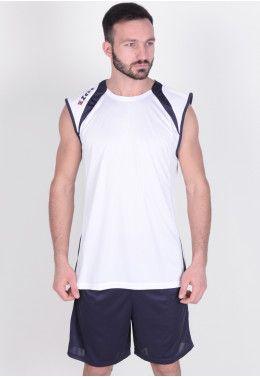 Спортивный костюм (+ шорты) Zeus TRIS TKS + BERMUDA NAPOLI RE/BL Z00395 Футболка (+ шорты) Zeus KIT FLY BI/BL Z00573