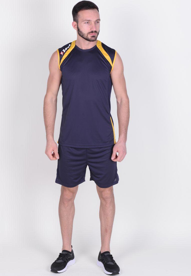 Футболка (+ шорты) Zeus KIT FLY BL/GI Z00574