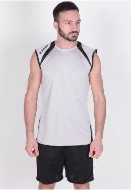 Спортивный костюм Zeus TUTA DEKA BL/RE Z00425 Футболка (+ шорты) Zeus KIT FLY GG/NE Z00575