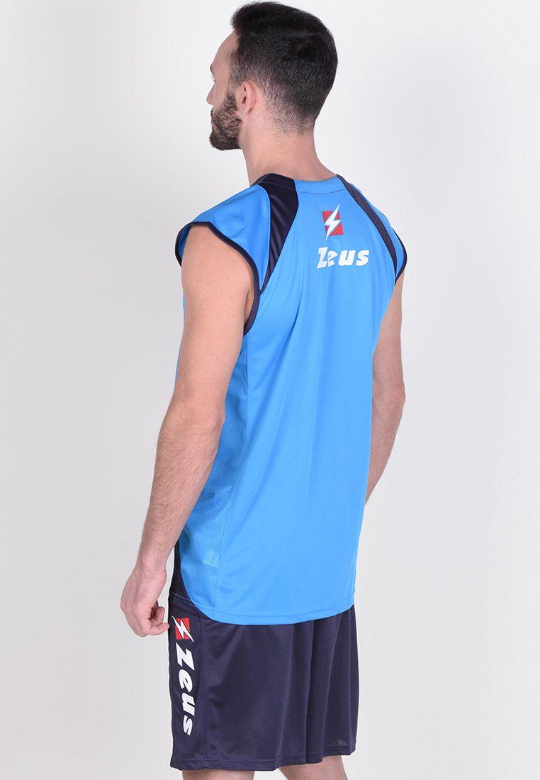 Футболка (+ шорты) Zeus KIT FLY RO/BL Z00576
