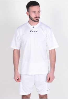Футбольная форма (шорты, футболка) Zeus KIT OMEGA SK/GN Z00246 Футбольная форма (шорты, футболка) Zeus KIT PROMO BIANC Z00577