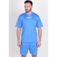 Футбольная форма (шорты, футболка) Zeus KIT PROMO ROYAL Z00578
