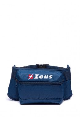 Спортивная сумка Zeus BAG CITY DEMO NERO Z00752 Сумка на пояс Zeus MARSUPIO TETEUNOS BLU Z00579