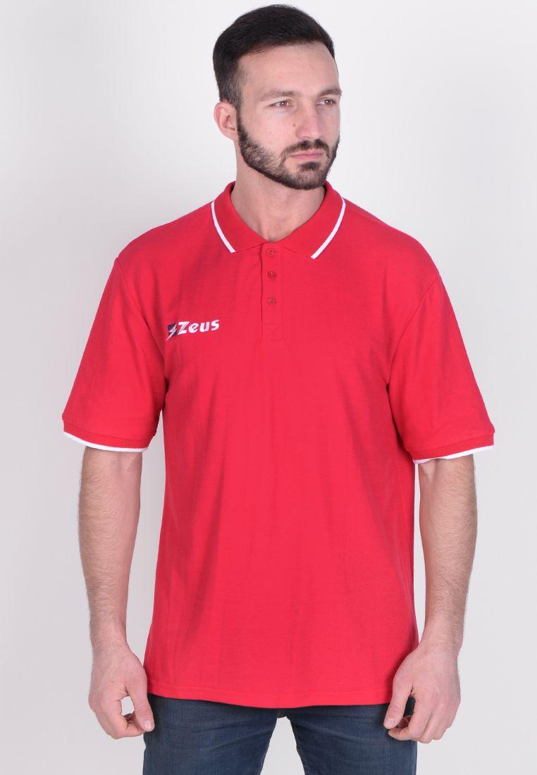 Тенниска Zeus POLO GOLF ROSSO Z00594
