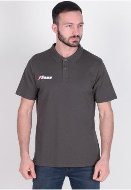 Тенниска Zeus POLO BASIC M/C GIALL Z00587 Тенниска Zeus POLO PROMO MAN DGREY Z00600