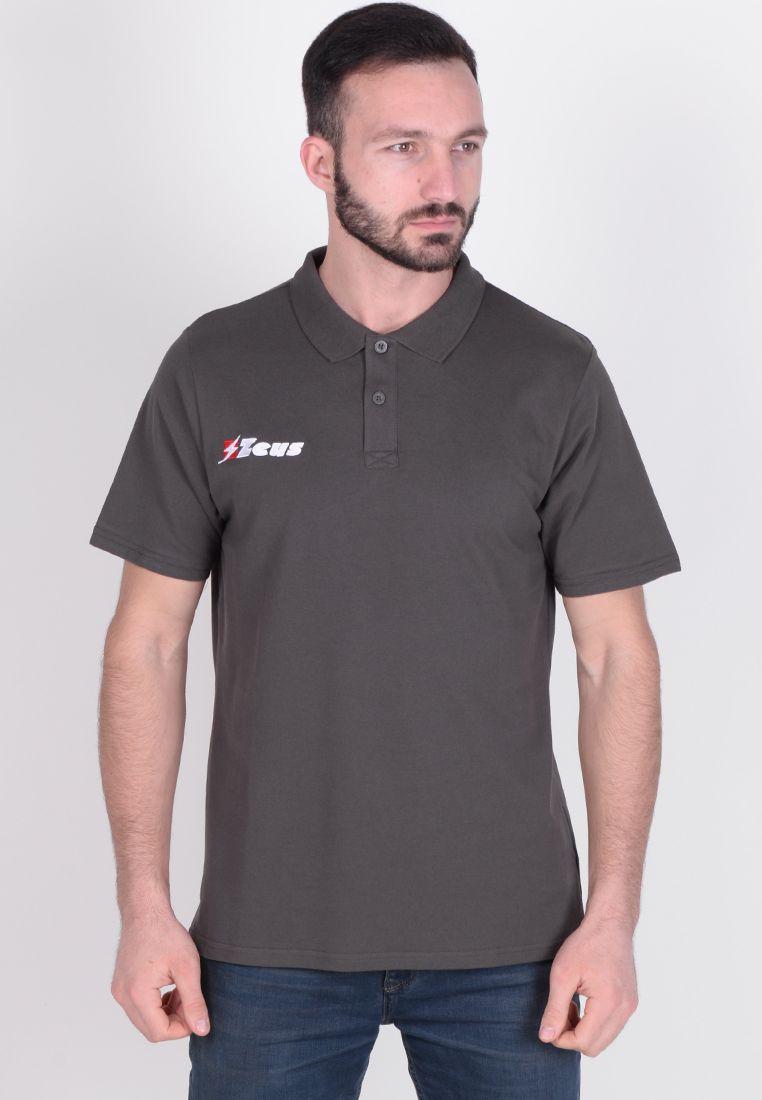 Тенниска Zeus POLO PROMO MAN DGREY Z00600