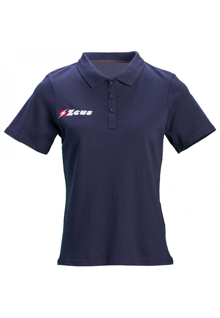Тенниска Zeus POLO PROMO WOMAN BLU Z00605