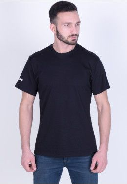 Спортивный костюм Zeus TUTA TRAINING VESUVIO BL/RE Z00471 Футболка Zeus T-SHIRT BASIC SS NERO Z00629