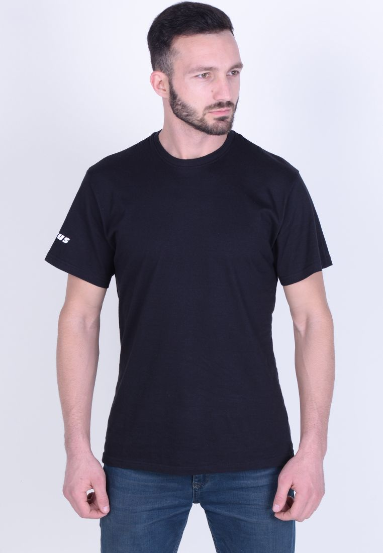 Футболка Zeus T-SHIRT BASIC SS NERO Z00629