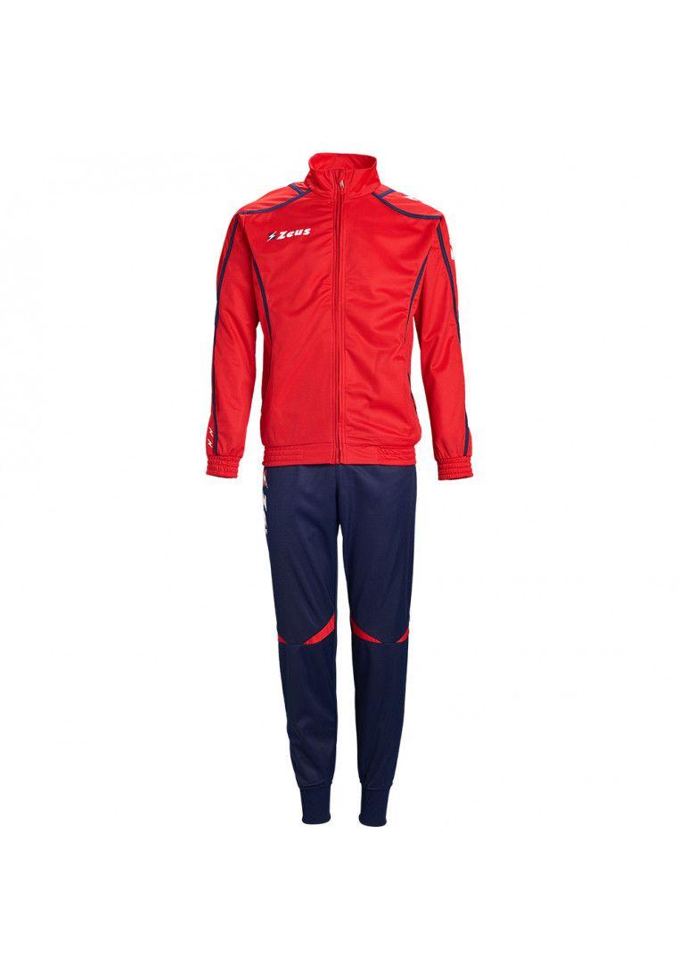 Спортивный костюм Zeus TUTA RELAX FAUNO BL/RE Z00638