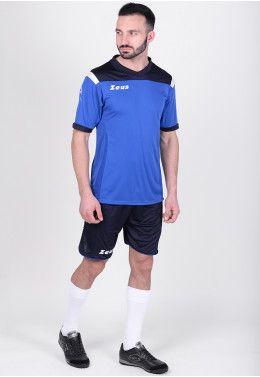 Футбольная форма (шорты, футболка) Zeus KIT AQUARIUS RE/BI Z00189 Футбольная форма (шорты, футболка) Zeus KIT VESUVIO BL/RO Z00647