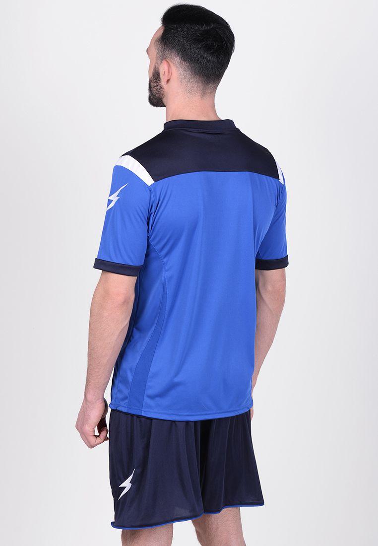 Футбольная форма (шорты, футболка) Zeus KIT VESUVIO BL/RO Z00647