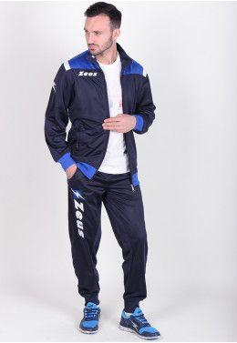 Спортивный костюм  Zeus TUTA RELAX VESUVIO BL/RO Z00650