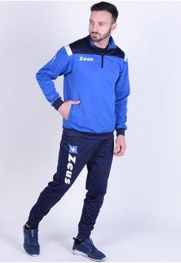 Спортивный костюм Zeus TUTA NETTUNO NERO Z01215 Спортивный костюм Zeus TUTA TRAINING VESUVIO BL/RO Z00652
