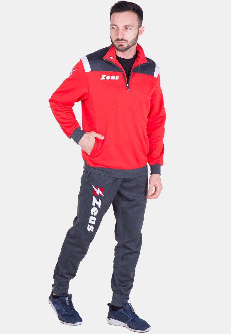 Спортивный костюм Zeus TUTA TRAINING VESUVIO RE/DG Z00653