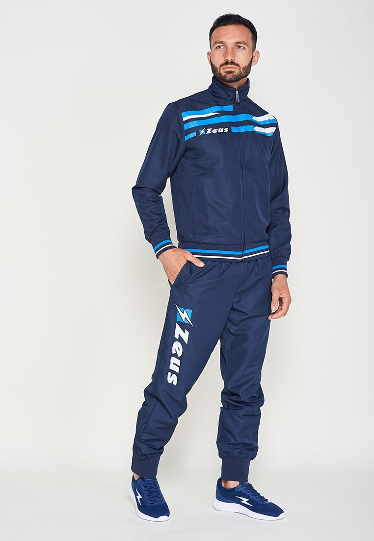 Спортивный костюм Zeus TUTA ITACA BL/RO Z00661