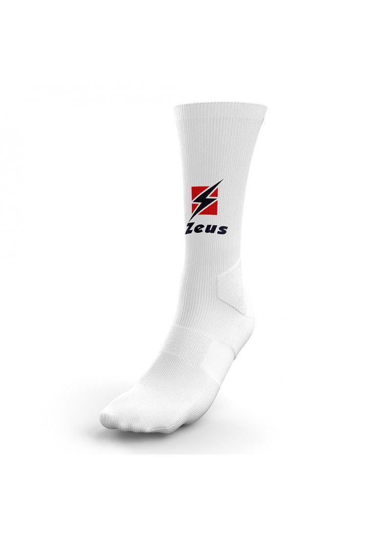 Носки спортивные Zeus CALZA WORK BASSA BIANC Z00671