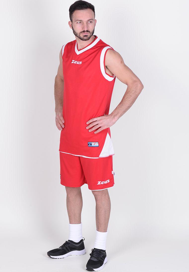 Баскетбольная форма Zeus KIT DOBLO BI/RE Z00680