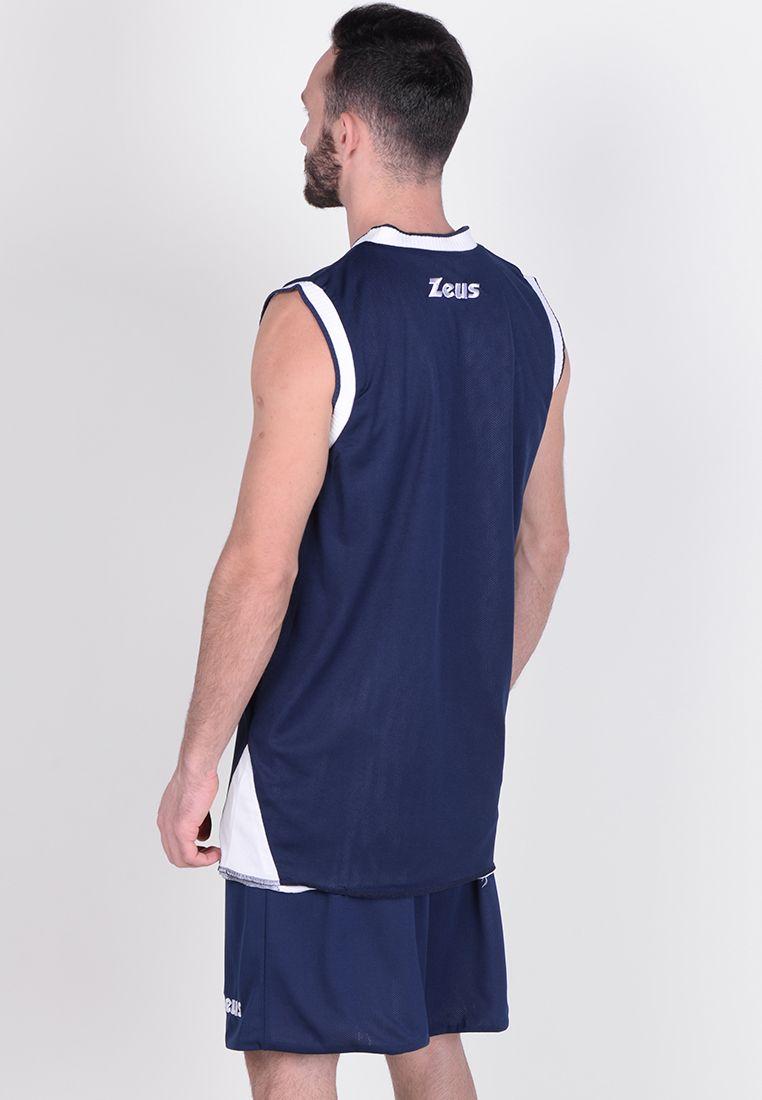 Баскетбольная форма Zeus KIT DOBLO BL/BI Z00681