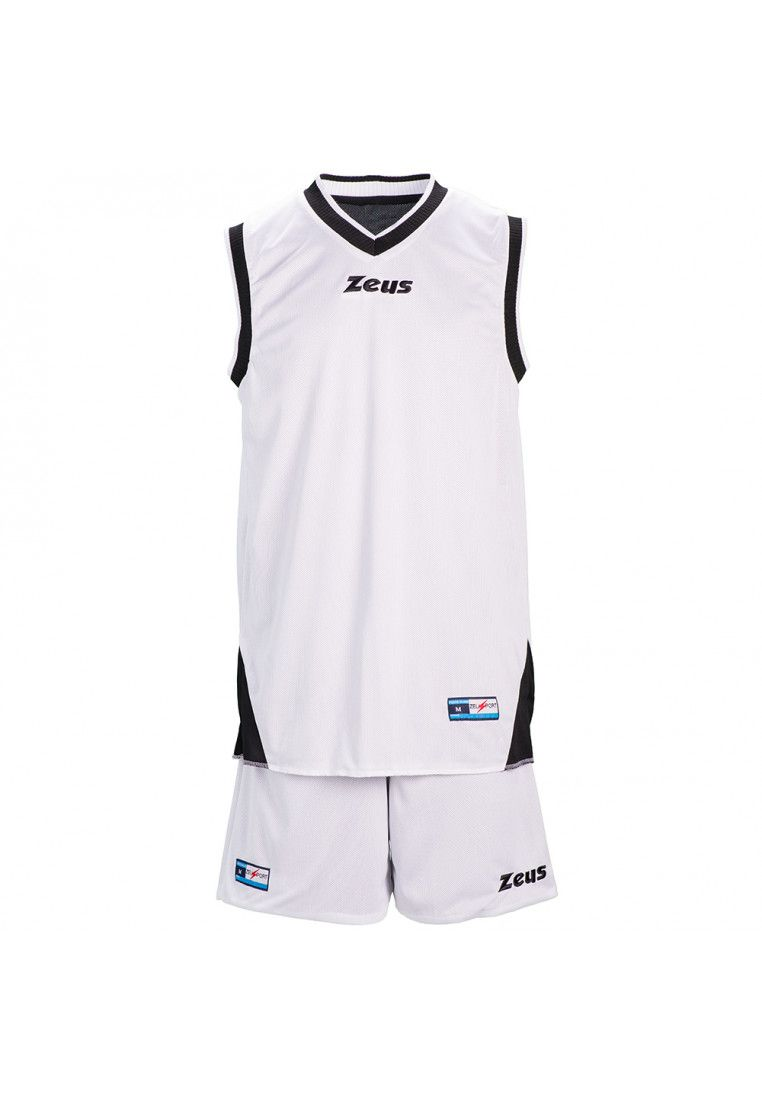 Баскетбольная форма Zeus KIT DOBLO NE/BI Z00683