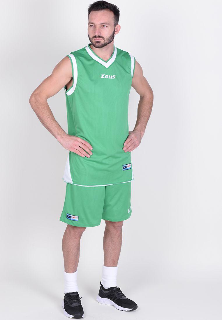 Баскетбольная форма Zeus KIT DOBLO VE/BI Z00684