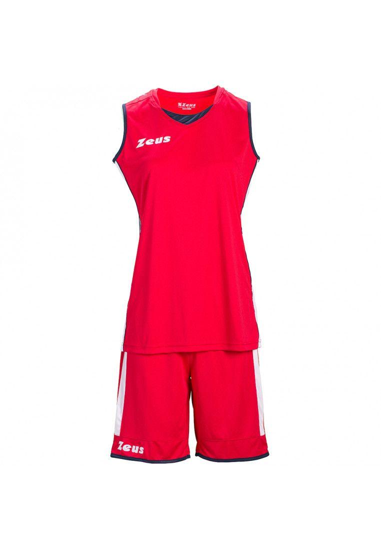 Баскетбольная форма Zeus KIT FLORA RE/BI Z00687