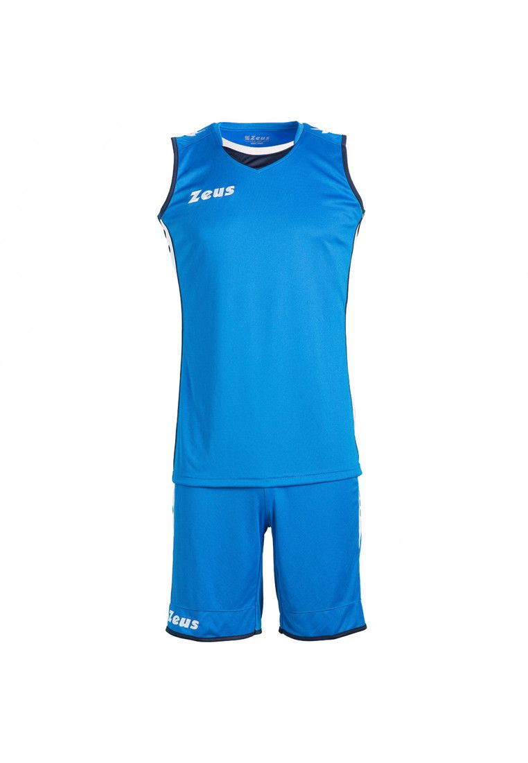 Баскетбольная форма Zeus KIT FLORA RO/BI Z00688