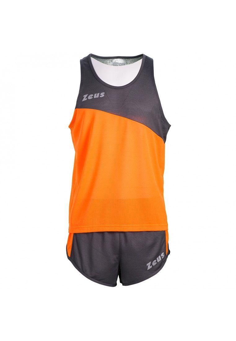 Майка для бега (+ шорты) Zeus KIT ROBERT GG/AR Z00695