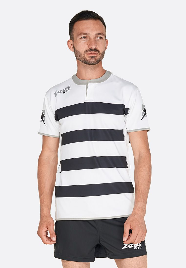 Форма для регби (шорты, футболка) Zeus KIT RUGBY RECCO NEW NE/BI Z00699