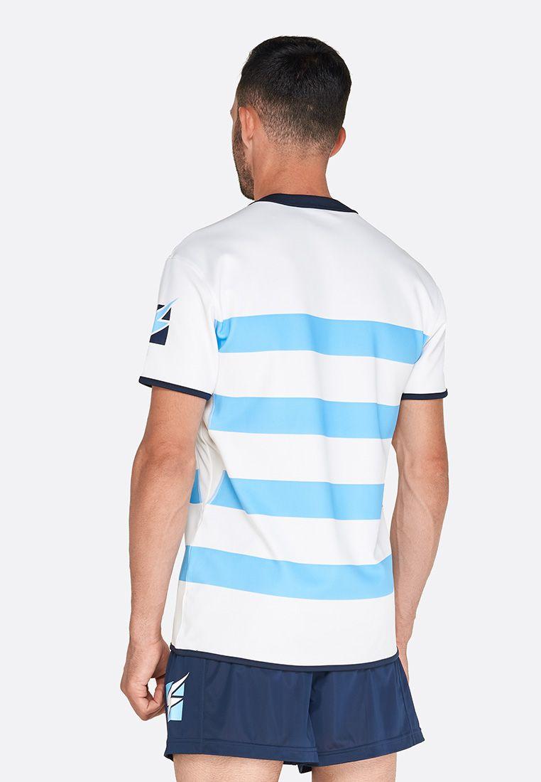 Форма для регби (шорты, футболка) Zeus KIT RUGBY RECCO NEW SK/BI Z00701