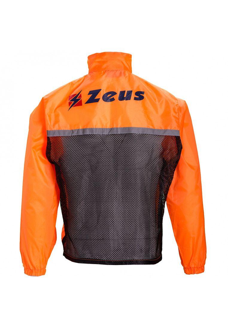 Ветровка для бега (длинный рукав) Zeus K-WAY RUNNER MANICA LUNGA ARANC Z00706
