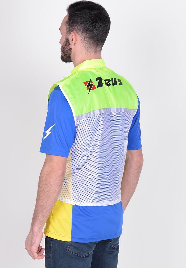 Ветровка для бега (без рукавов) Zeus K-WAY RUNNER SMANICATO FLUO Z00709