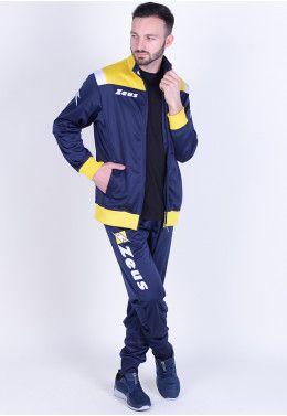 Спортивный костюм Zeus TUTA RELAX ULYSSE BL/RE Z00856 Спортивный костюм Zeus TUTA RELAX VESUVIO BL/GI Z00726