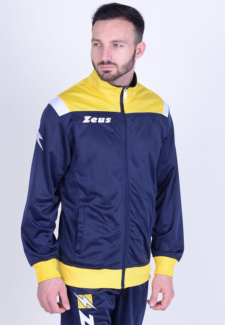 Спортивный костюм Zeus TUTA RELAX VESUVIO BL/GI Z00726
