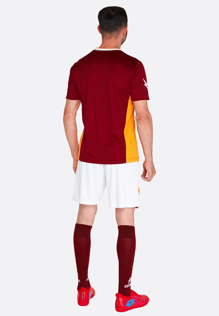 Футбольная форма (шорты, футболка) Zeus KIT ITACA UOMO GN/AR Z00729